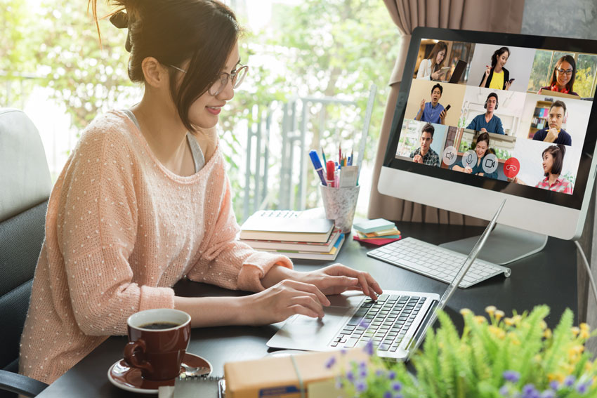 Three Reasons Why UCaaS is the Best Solution for the Hybrid Workplace from ConnectMeVoice